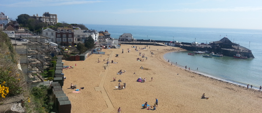 BROADSTAIRS – A GREAT PLACE TO STUDY