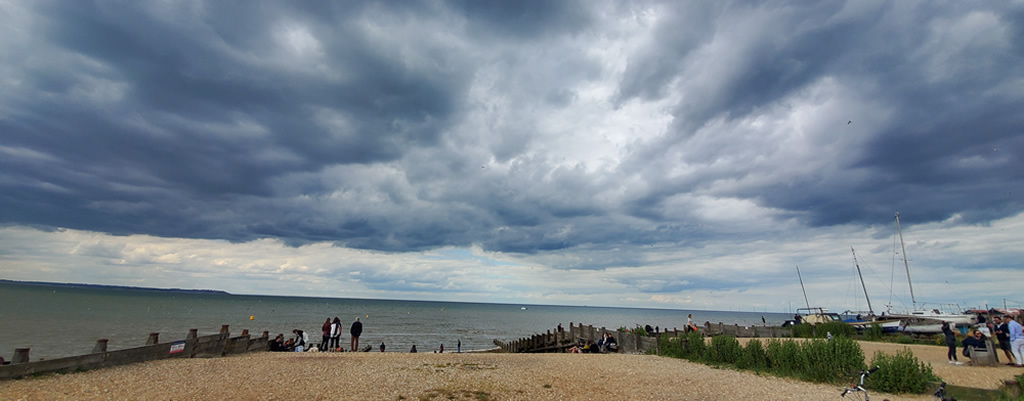 Student photo of Whitstable beach
