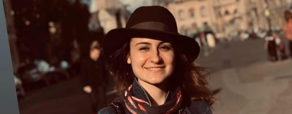 Cemre studied with us in 2016. after she got her IELTS, she was able to study a Masters at the University of Greenwich. After her success there , she is now pursuing her professional career in London