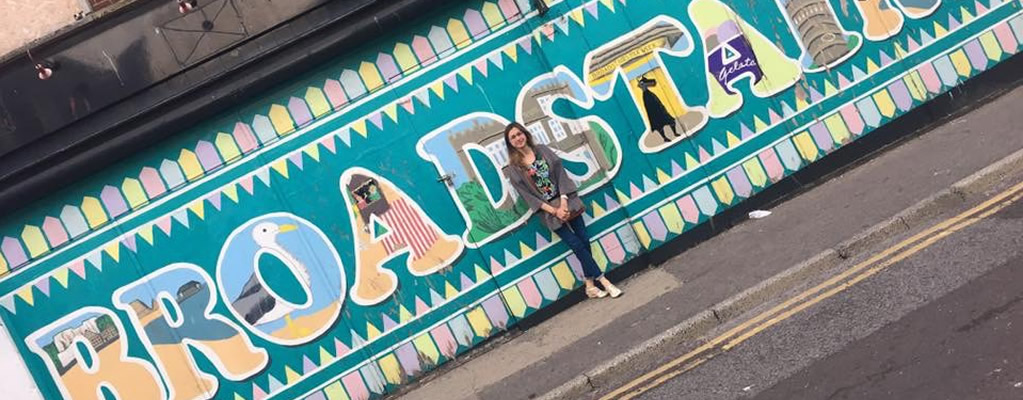 Su, a Turkish student who studied IELTS with us in 2017 has written the following about her time in Broadstairs