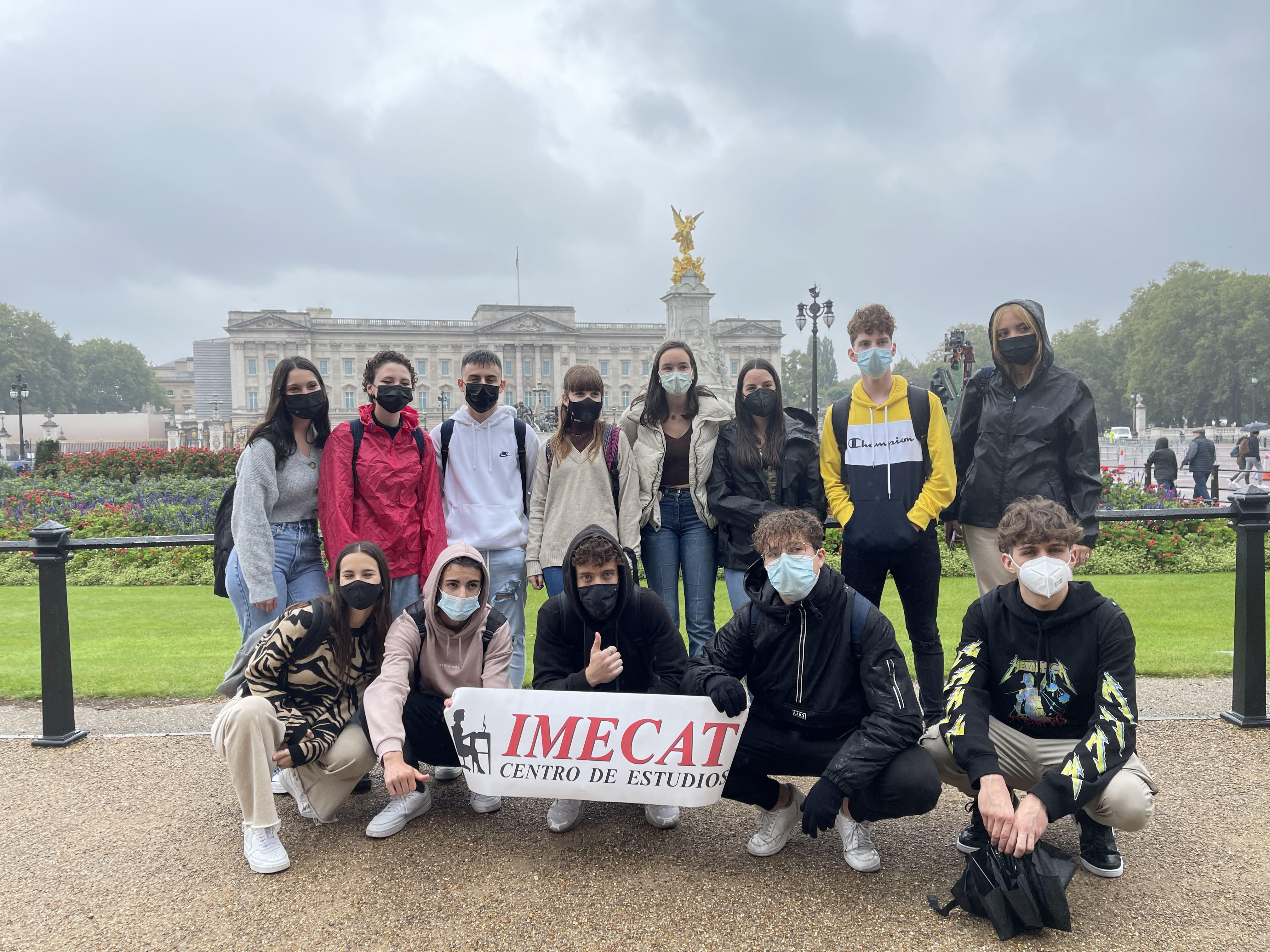 GROUP VISIT TO LONDON