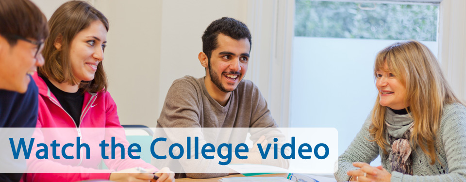 Hilderstone College - Main Video Banner