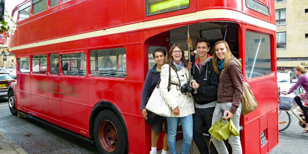 Hilderstone College Visit Britain during your Stay